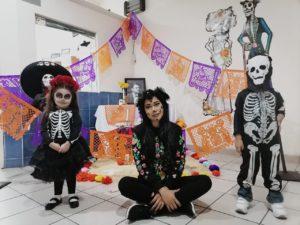 Día de muertos preescolar