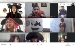 Halloween 2020 preescolar